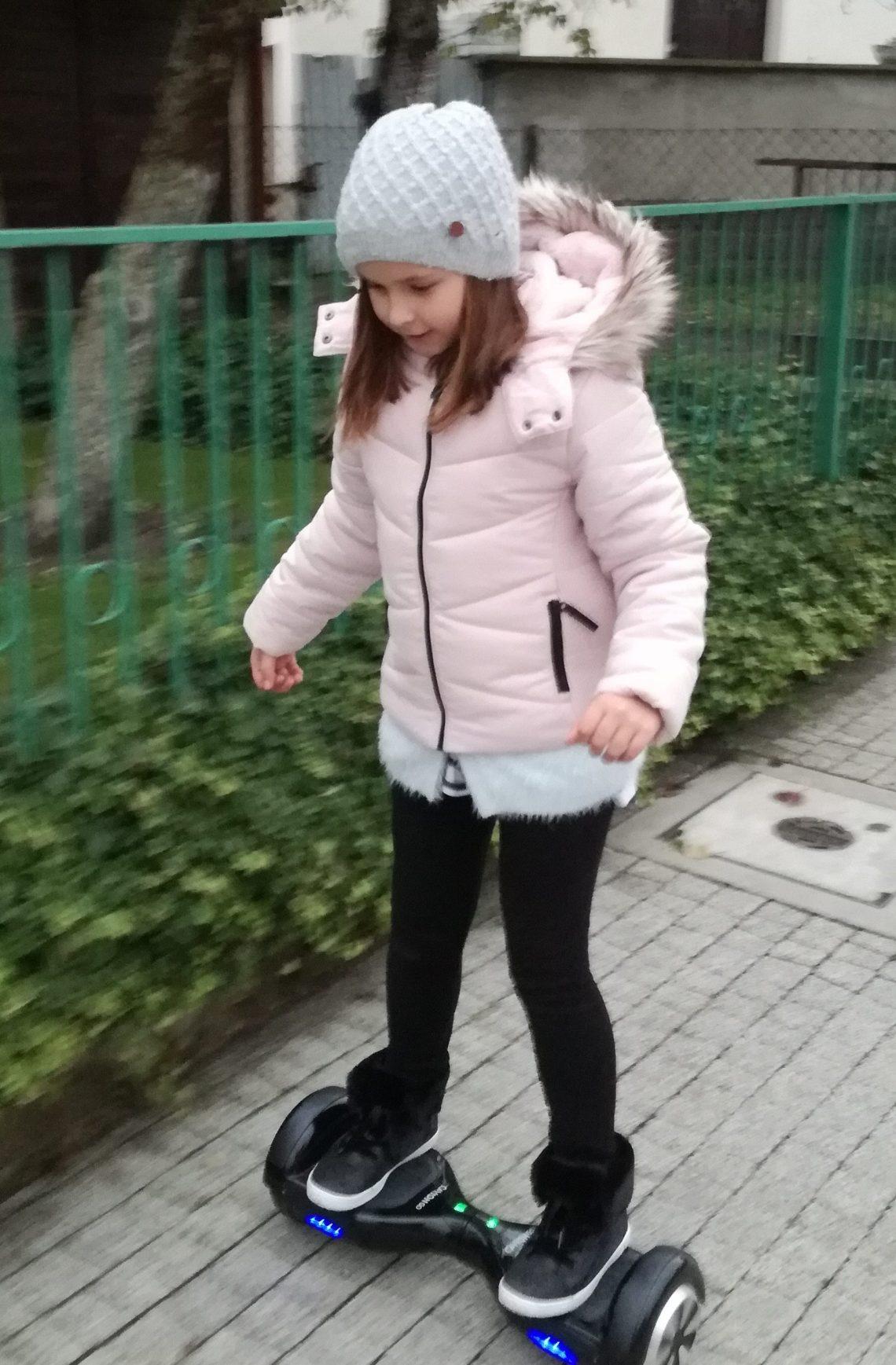 Dziecięca stylizacja – Weronika