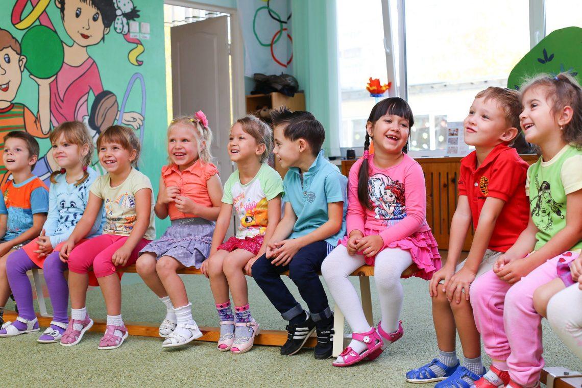 W co ubrać dziecko do przedszkola?