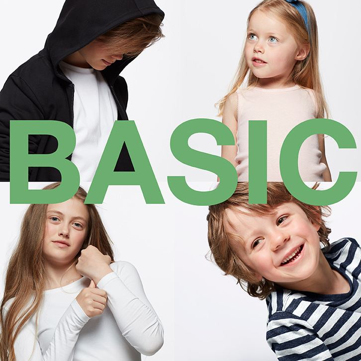 Reklama kolekcji basic Cubus