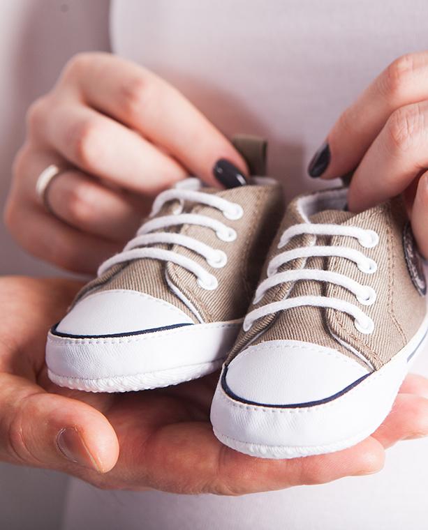 Buty dla niemowlaka marki CCC