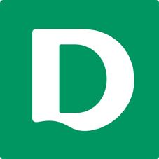 Logo firmy Deichmann