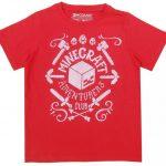 Gra Minecraft - ubrania dla dzieci