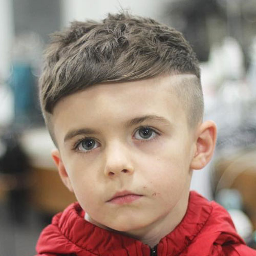 Fryzury Dla Małego Chłopca Dzieciakowelovepl
