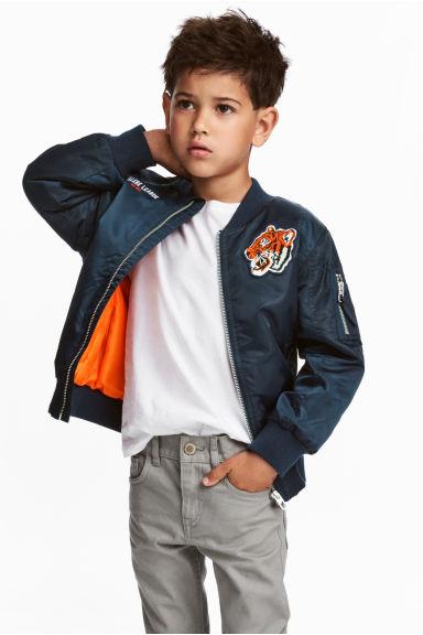Bomberka dla dziecka, najciekawsze bomber jacket