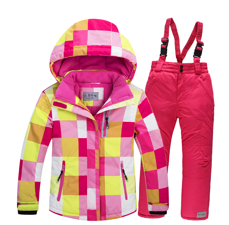 d183944d70 Kombinezon narciarski dla dzieci