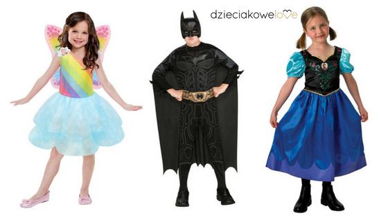 Strój Karnawałowy Dla Dzieci Dzieciakowelovepl