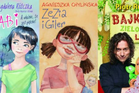 książki celebrytów dla dzieci