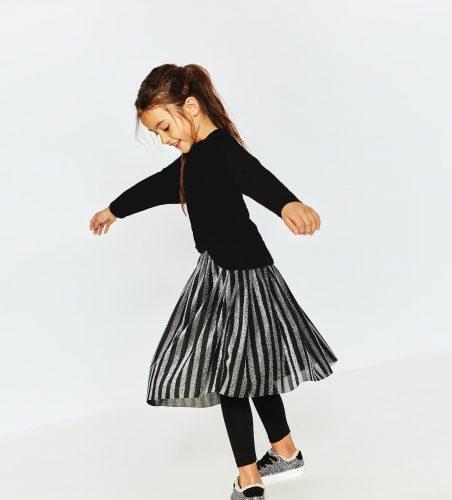 Spódniczka dla małej dziewczynki