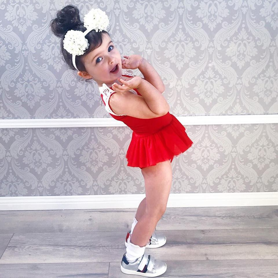 Gwiazda Instagrama Millie-Belle Diamond