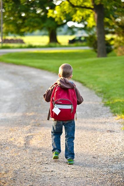 wyjątkowy plecak dla dziecka, kolorowe plecaki, plecaki dobrej jakości