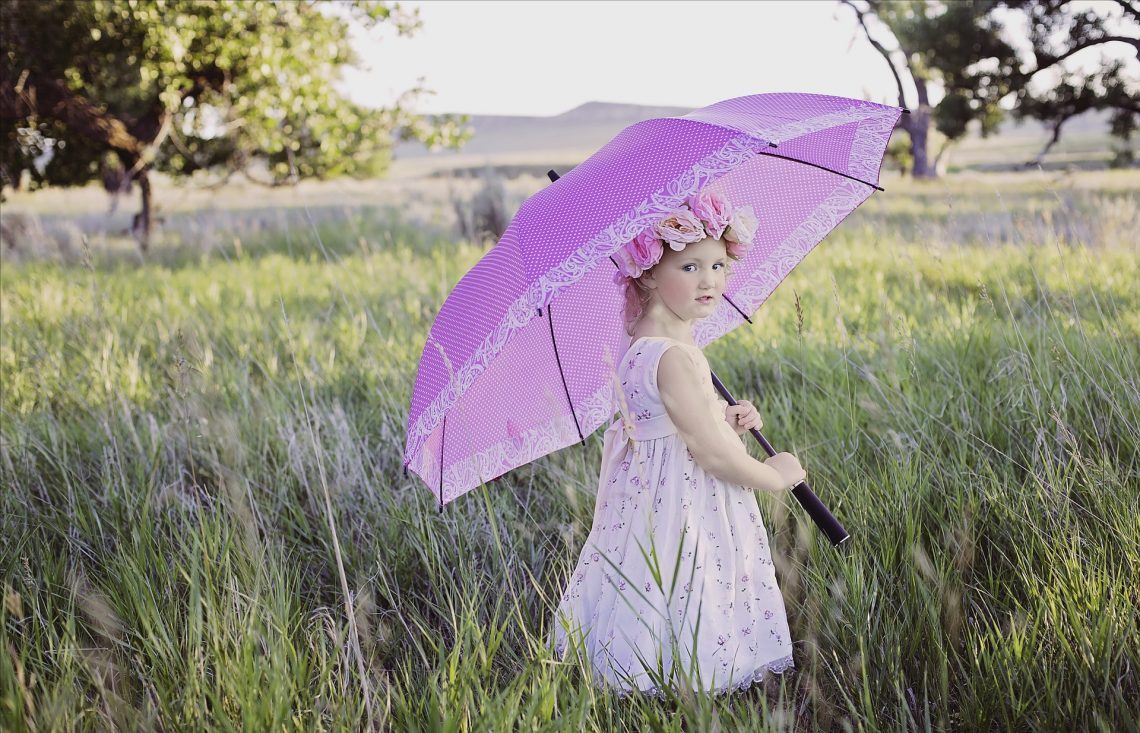 Parasol dla dzieci