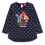 Ubrania dla dzieci z bohaterami filmu animowanego Trolle