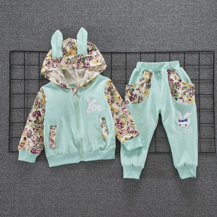 Zestaw ubrań dla dziewczynki z Aliexpress