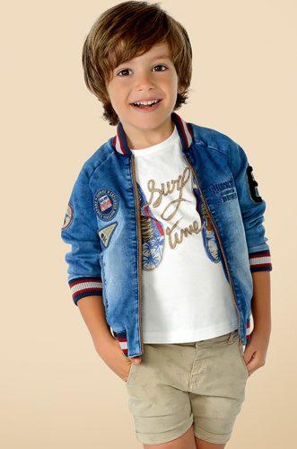 Must have dla chłopców, wiosenne trendy w modzie dziecięcej