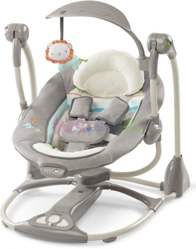 Huśtawki dla niemowląt, najlepsze propozycje, top 5