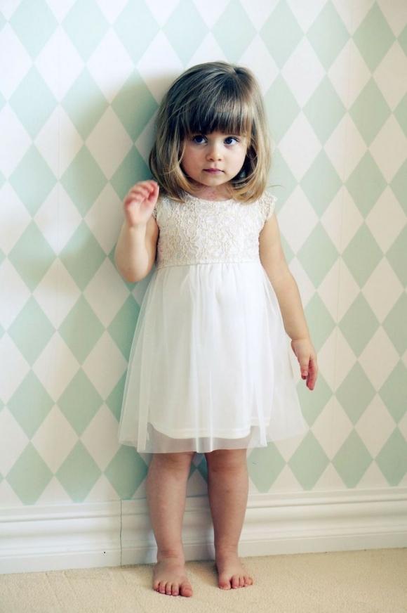 Long Bob Idealny Dla Małej Dziewczynki Dzieciakowelovepl
