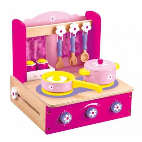Kuchnia Dla Dzieci Drewniana Dzieciakowelove Pl