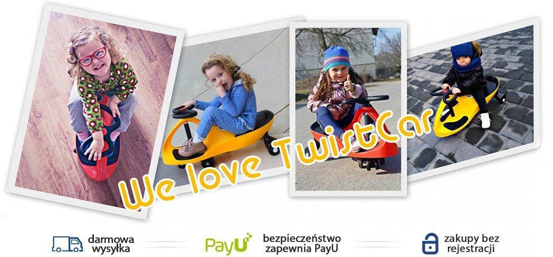 twistcar dla dziecka