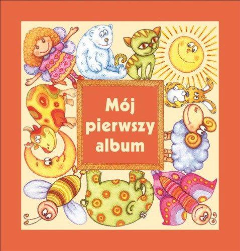 Album na zdjęcia dziecka, personalizowany prezent, zdjęcia