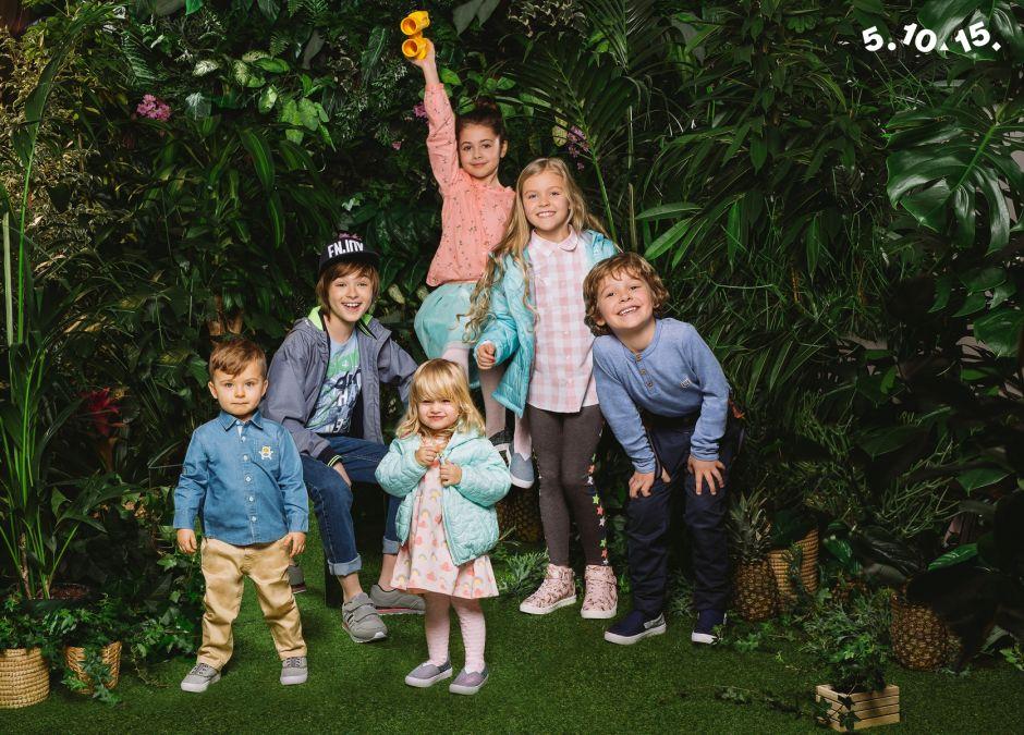 Nowa kolekcja 5.10.15, ubrania dla dzieci, wiosna