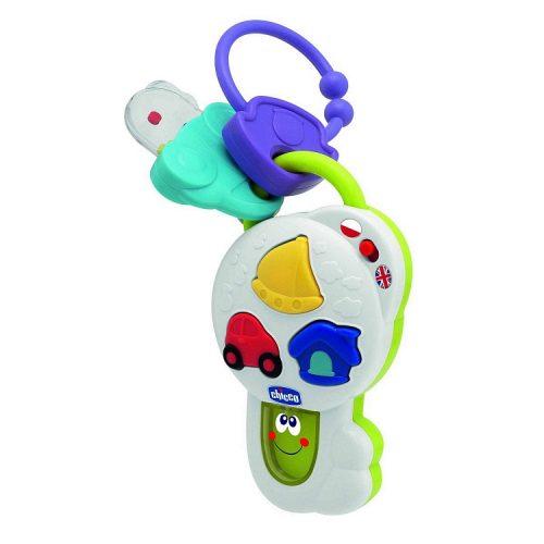 Edukacyjne zabawki językowe chicco