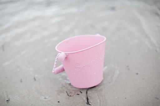 Hit – zwijane wiaderko do piasku