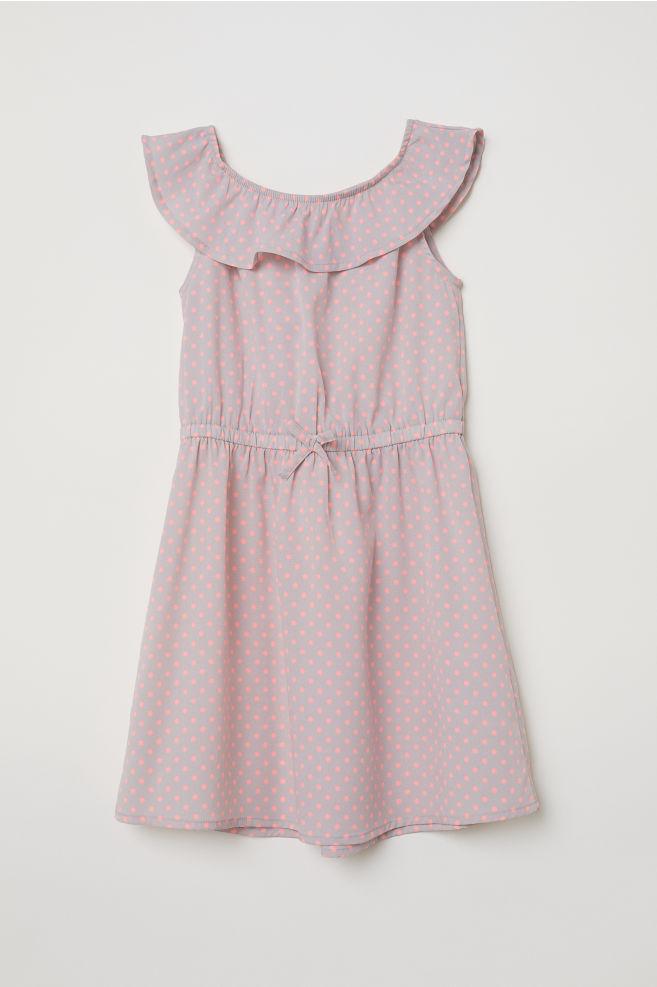 12c857142e Promocja w h m rabat 20% letnie ubrania sukienka szorty kombinezon