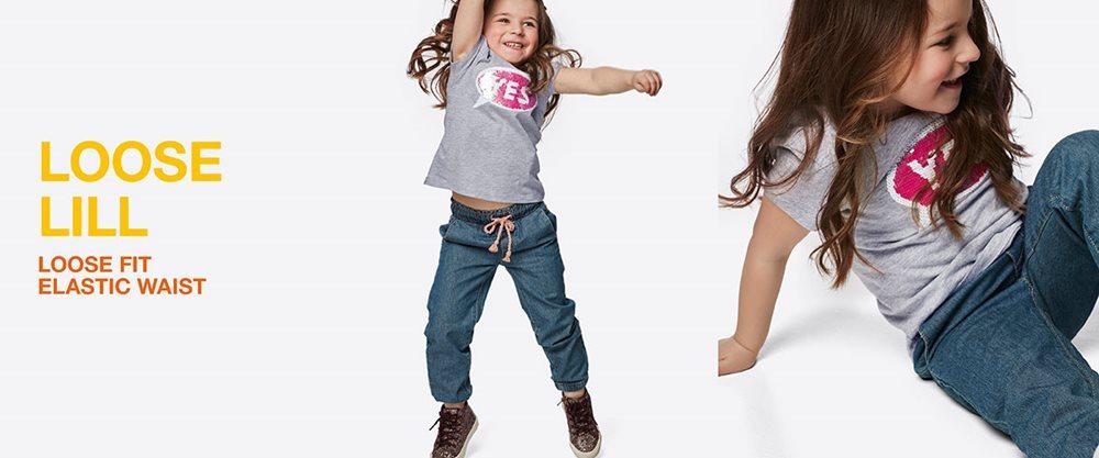 Jeansy dla dzieci marki Cubus