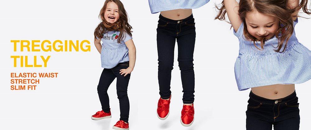 tregginsy jeansy dziecko cubus