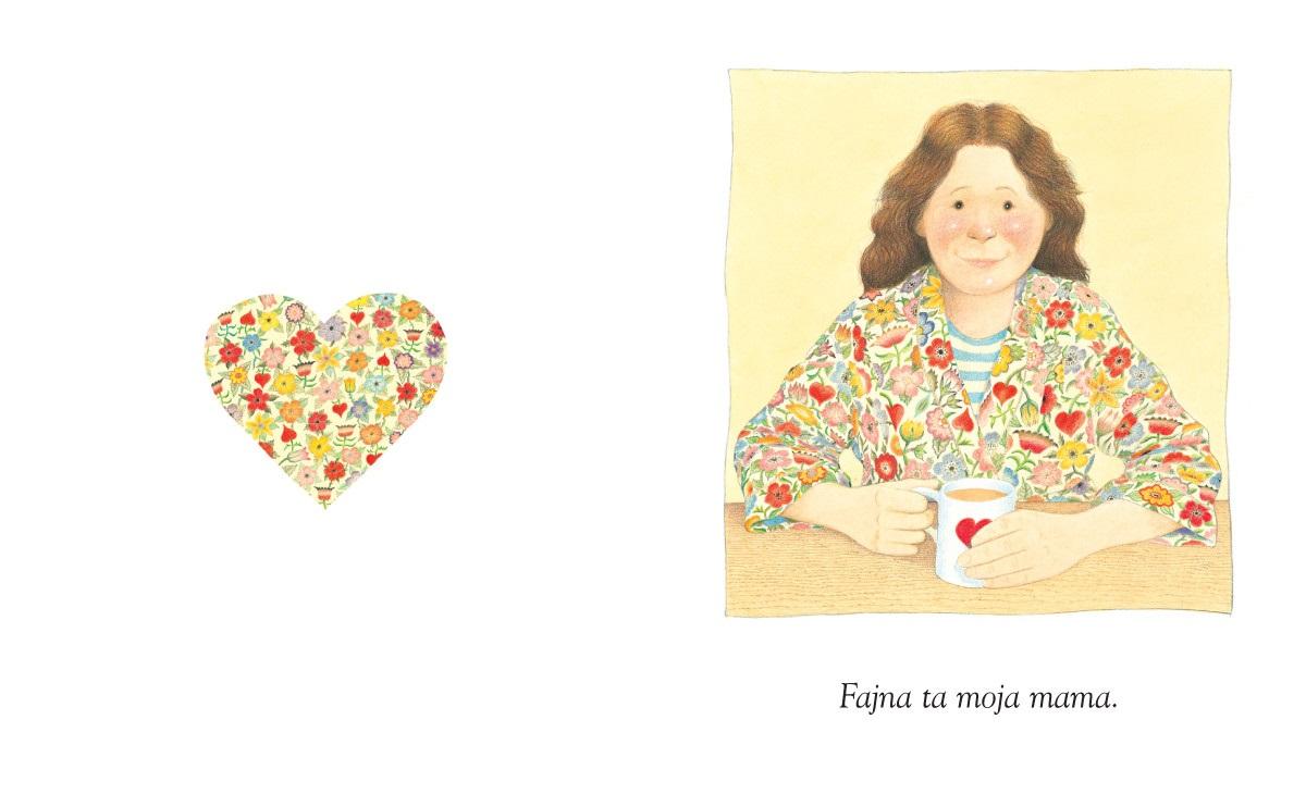 książka dla dzieci o mamie Moja Mama Anthony Browne