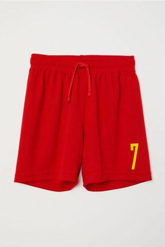 piłkarska kolekcja H&M ubrania do gry w piłkę nożną