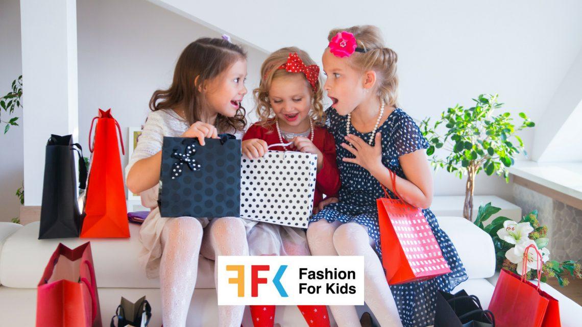 Wystawa targowa Fashion for Kids