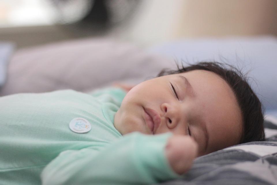 Moje dziecko nie chce zasnąć!