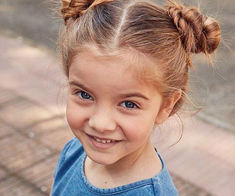 Fryzura Dla Dziewczynki Dzieciakowelovepl Moda I