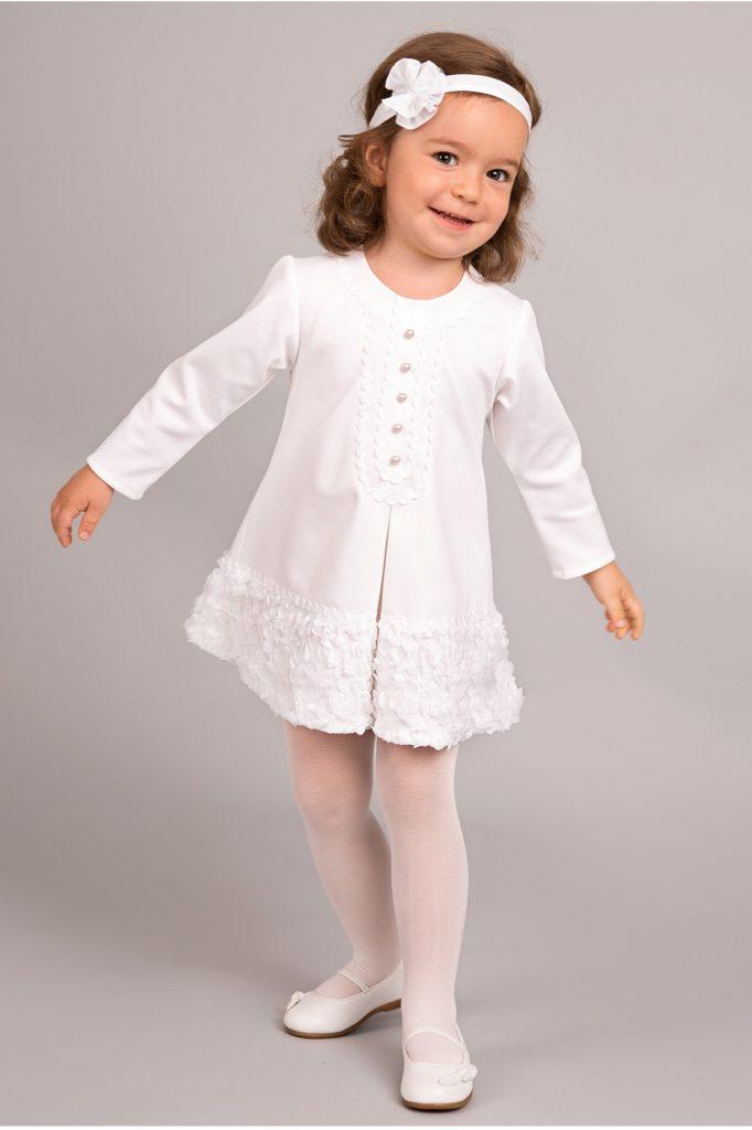sukienka dziewczynka 5.10.15 roczek chrzciny