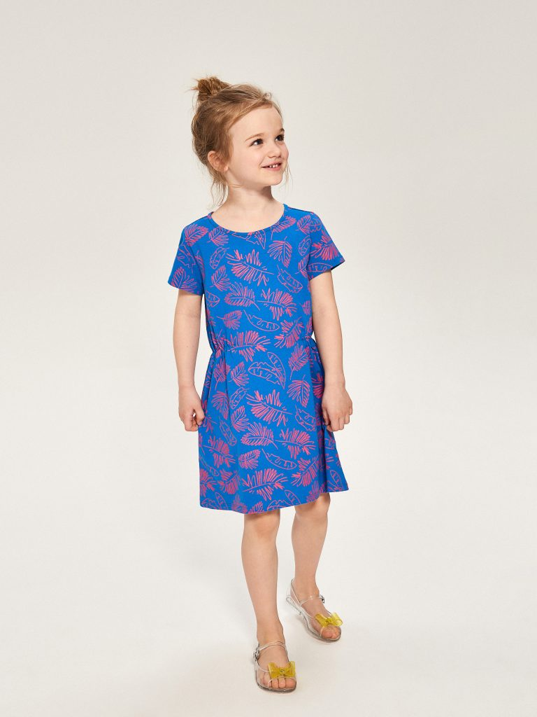 sukienka reserved dla dziewczynki