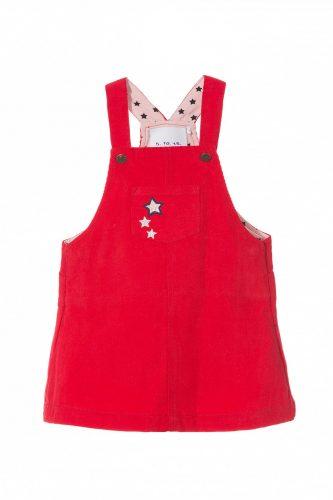 sukienka ogrodniczka 51015