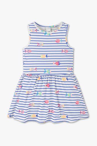 Sukienka w paski C&A