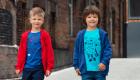 Kurtka przejściowa dla dzieci