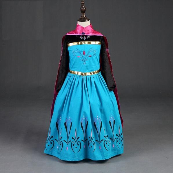 stroj na balik sukienka księżniczki elza