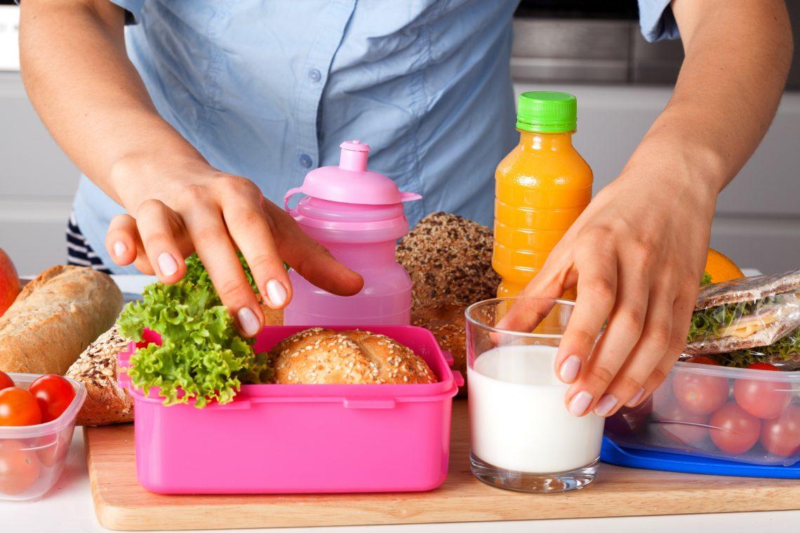 TOP 5 – śniadaniówka / lunchbox dla dziecka