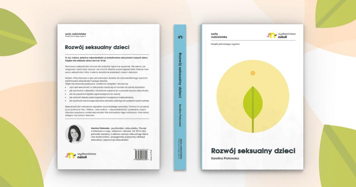 Książka dnia – Rozwój seksualny dzieci