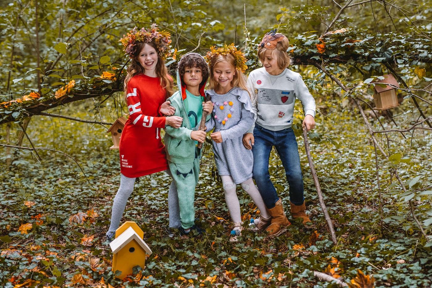 Jesienna kolekcja ubrań 5.10.15 ubranka dla dziewczynek ubranka dla chłopców