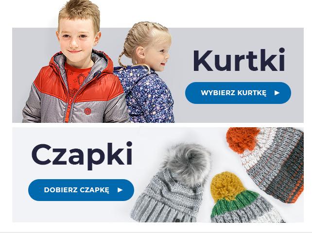 coccodrillo promocja na czapka+kurtka