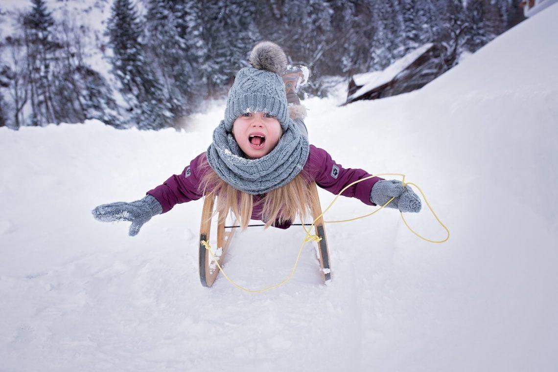 Kombinezon zimowy dla dziecka