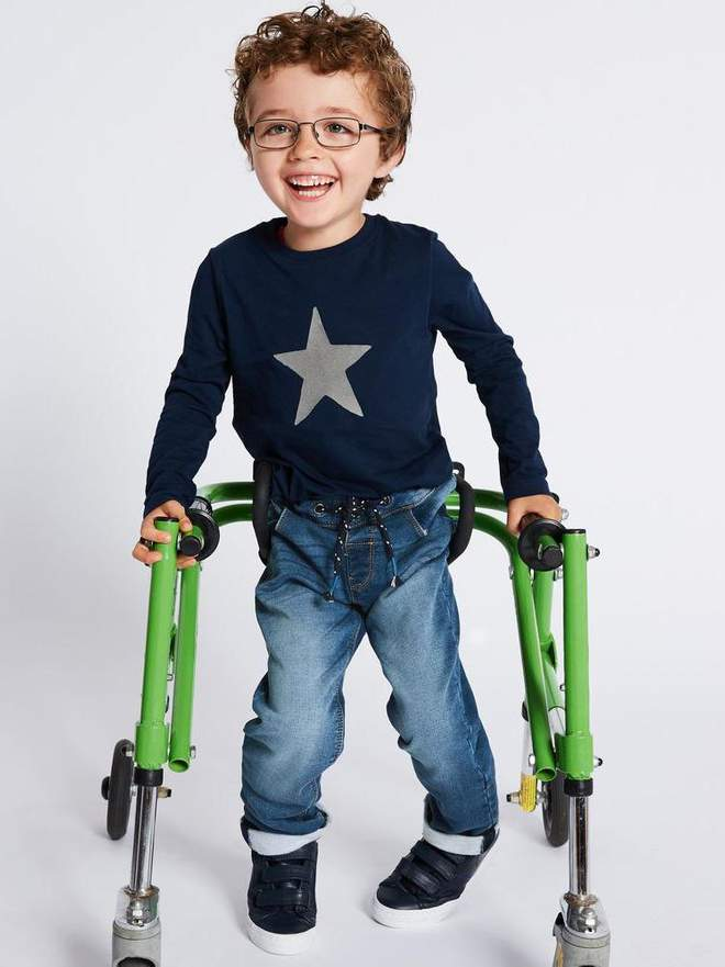 marks and spencer easy dressing kolekcja dla niepełnosprawnych dzieci