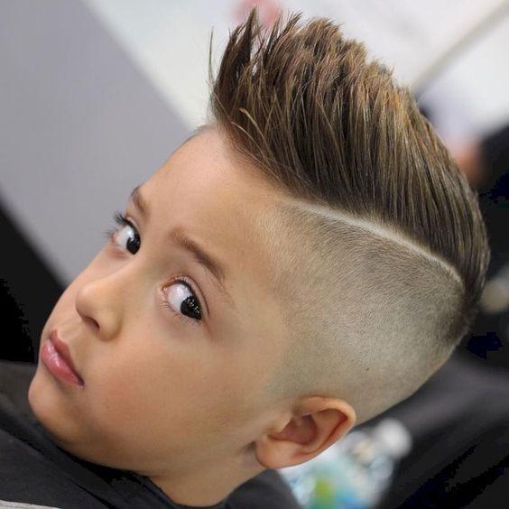 Wzorki Na Włosach Dla Chłopca Dzieciakowelovepl