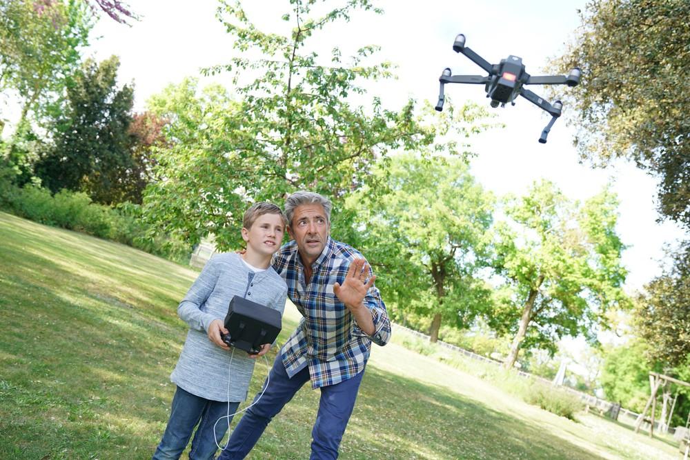 dron dla dziecka