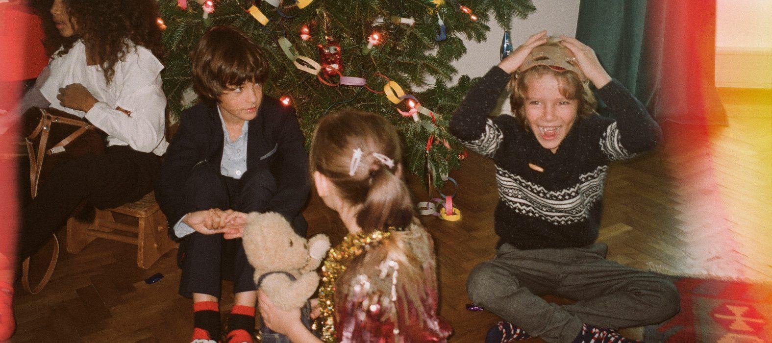 Kolekcja świąteczna Reserved KIDS