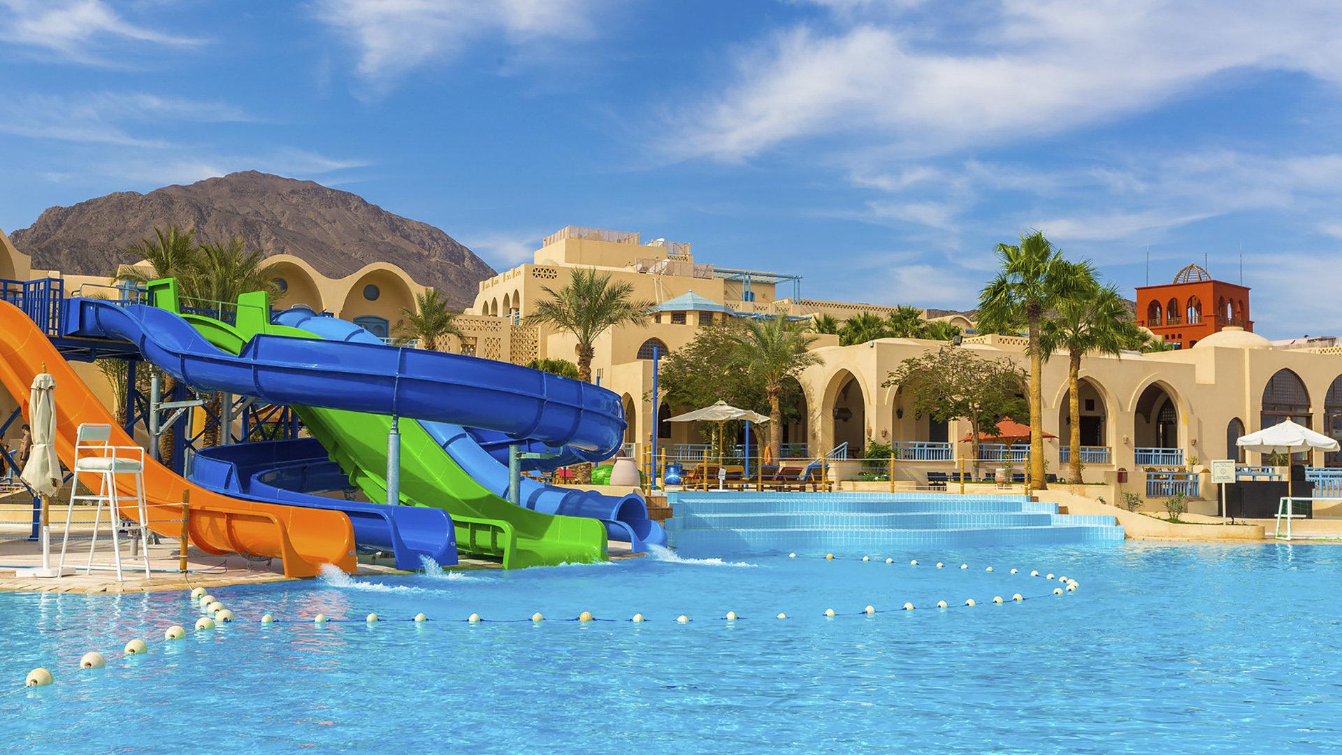 Hotel El Wekala Aqua Park Resort egipt itaka